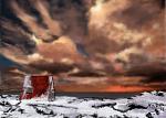 Antartide - Michele De Flaviis - Digital Art