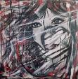 Tempo d'amore - Rossana Corsaro - Acrilico - 150€