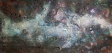 Milky way - Massimo Di Stefano - Tecnica mista su tavola di polistirene - 400€