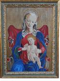 Madonna e Bambino copia da Cosmè Tura - Carlotta Mantovani - Olio - €