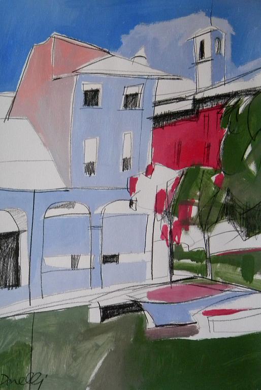 Desenzano del Garda - Gabriele Donelli - Acrilico - 600 €