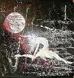 Il tocco della luna - Rossana Corsaro - Action painting - 350€