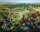 concerto di colori - Mery BLINDU - Acrilico