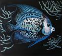 Pesce Angelo  - Ruzanna Scaglione Khalatyan - Tempera - 60 euro