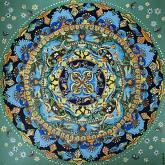 Mandala Vive in continuità - Ruzanna Scaglione Khalatyan - Acrilico