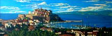 Cittadella di Calvi (Corsica) - Paolo Benedetti - Acrilico - 700€