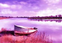 Barca abbandonata2 - Michele De Flaviis - Digital Art