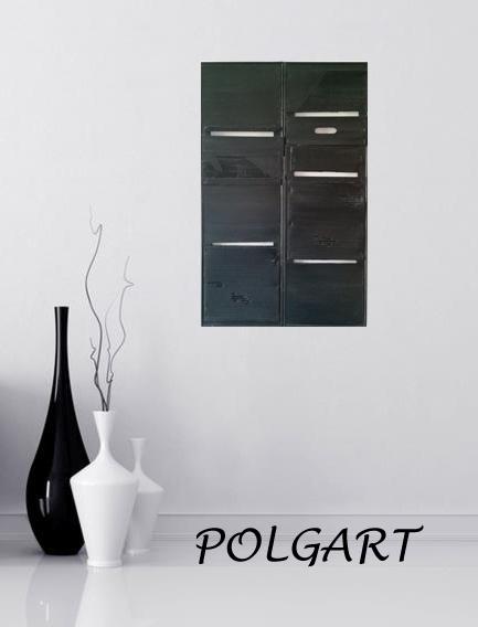 """light of Black"" - aliz polgar - materico - 130 €"