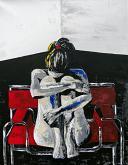 Tormento - Daniela Pasqualini - Acrilico