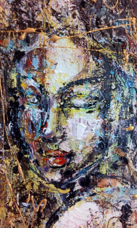 Nel Silenzio - tiziana marra - Action painting - 280,00 €