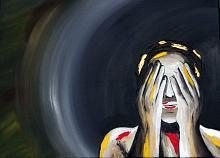 Despair - Daniela Pasqualini - Acrilico