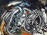 Nerone - Lucio Forte - Olio - 350€