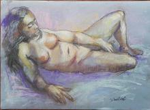 Nudo - SILVIA RIDOLFI - Pastelli - 180€