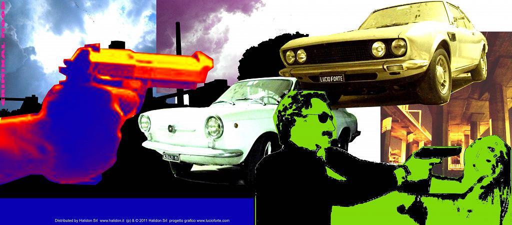 Italia Noir 2 - Lucio Forte - Digital Art - 150 €
