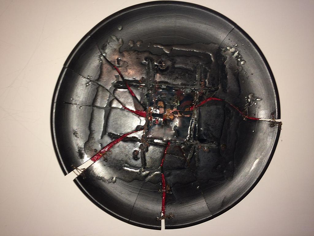 11 SETTEBRE - rosario marra - ceramica e metalli