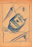 twenty (schizzo) - daniele rallo - Pastelli - 50€