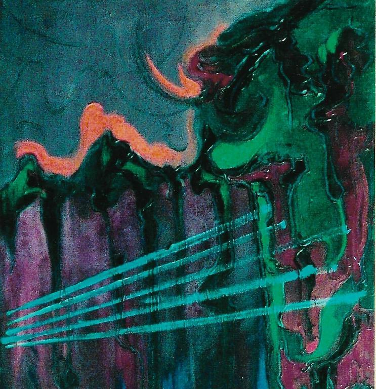 low priced d4821 0c941 Dolce melodia - vendita quadro pittura - ArtlyNow