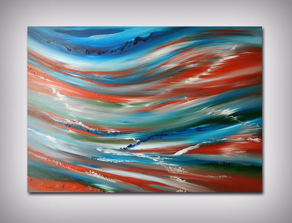 Somewhere, whenever SPEDIZIONE GRATUITA - Davide De Palma - Olio - 150 €