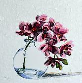 Elegance in my vase - Daniela Pasqualini - Olio