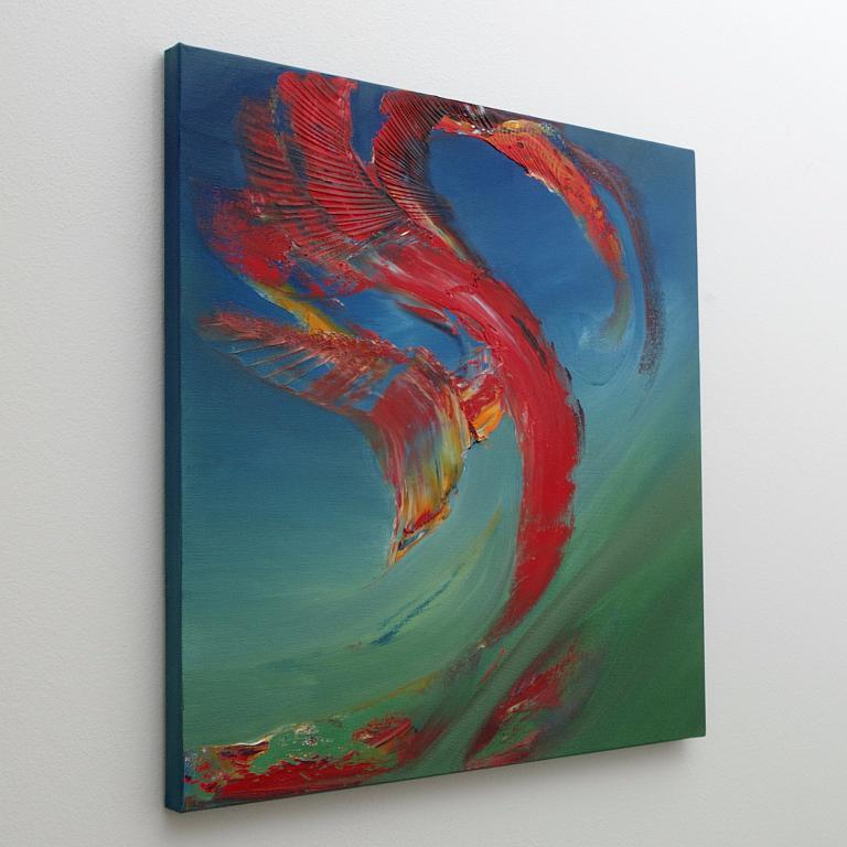 Formless, spedizione gratuita - Davide De Palma - Olio -  €