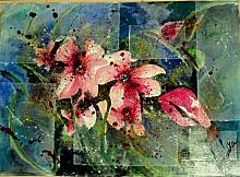 Primavera - anna casu - Acquerello