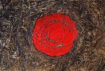 Blossom time   - Massimo Di Stefano - mista su tavola di legno - 60 €