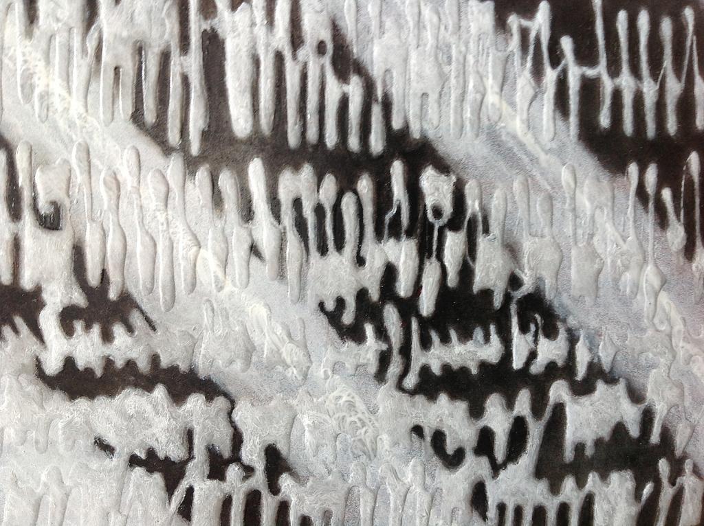 grafiat- lux (particolare) - daniele Rallo  - mista - 2500 €