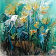 Acquario - mario fanconi - Olio