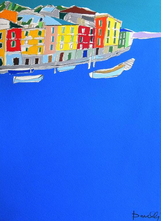 Portofino - Gabriele Donelli - Acrilico - 500 €