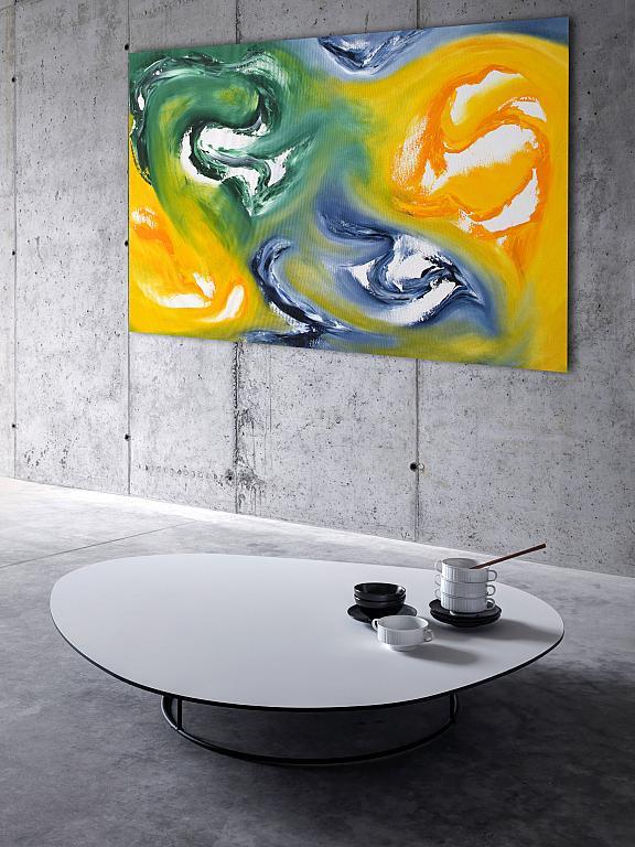 Fugace nuvola II - Davide De Palma - Olio - 900 €