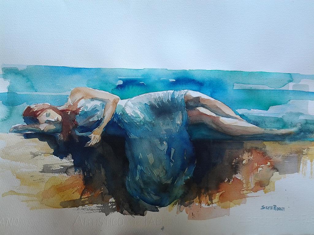 Ninfa 1 - vendita quadro pittura - ArtlyNow