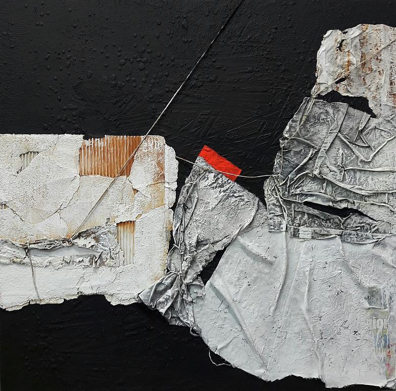 MURO - FUCLA - Claudio Furlan  - Tecnica mista/materico - 1100 €