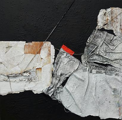 MURO - FUCLA - Claudio Furlan  - Tecnica mista/materico