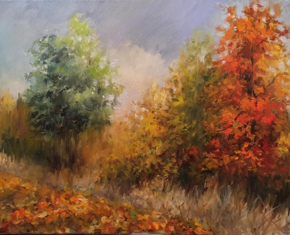 Quadri astratti autunno: quadri famosi sull autunno bello su