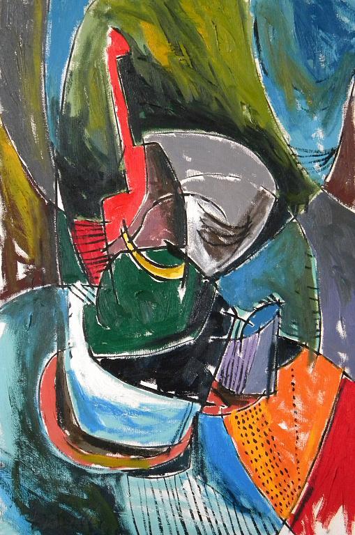 Natura morta - Gabriele Donelli - Olio - 900 €