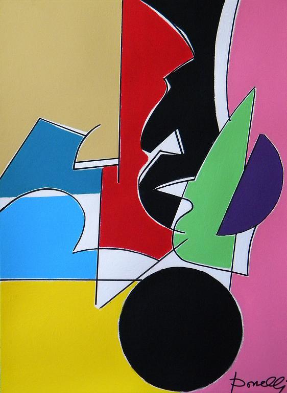 Estate - Gabriele Donelli - Acrilico - 900 €