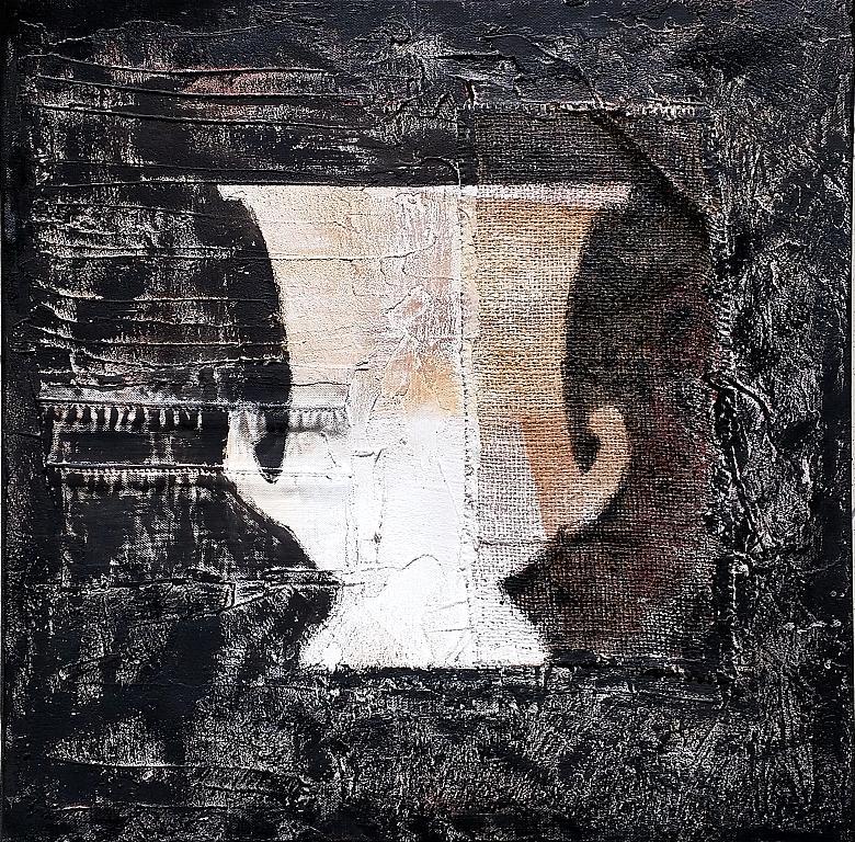 Amphora N.2. - aliz polgar - materico - 160 €