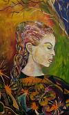 La bellezza autunnale - Andrea  Schimboeck  - Acrilico