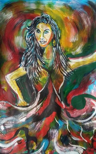 Ballando con te - Andrea  Schimboeck  - Acrilico