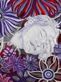 Il piccolo fiore - Andrea  Schimboeck  - Acrilico