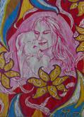 Il piccolo grande amore  - Andrea  Schimboeck  - Acquerello