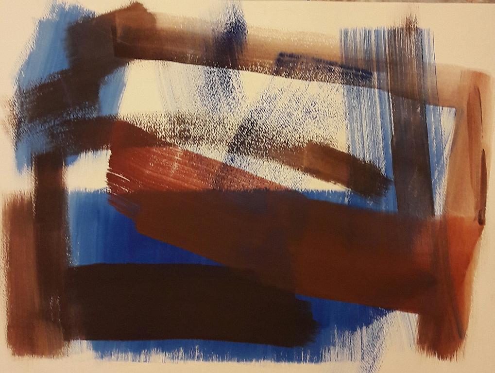 A Nord - Alessandra Bisi - pigmento - 1250 €