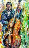 Jazz and Blues - tiziana marra - tecnica mista - 350,00€ - Venduto!