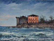 Castelo Odescalchi - Olga Maksimova - Olio
