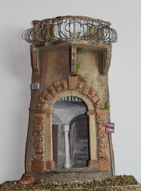 Palazzo Barberi - Catanzaro - Santina Mordà - scultura - 100 €
