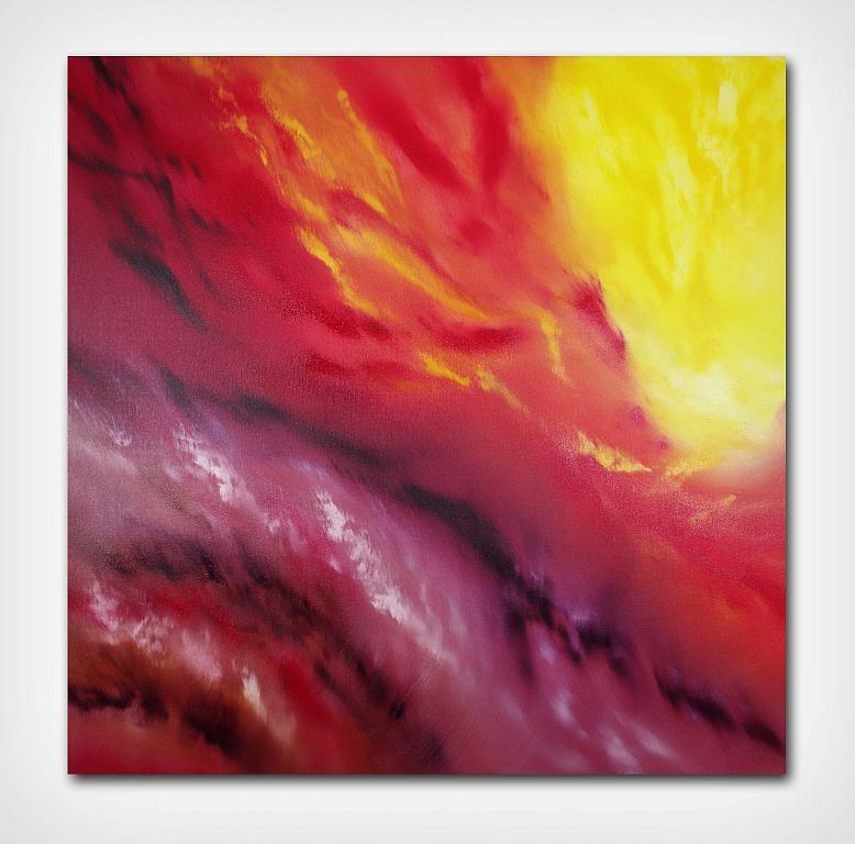 A light inside III - Davide De Palma - Olio - 250 €