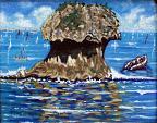 Acquameno - Pietro Dell Aversana - Olio - 110€