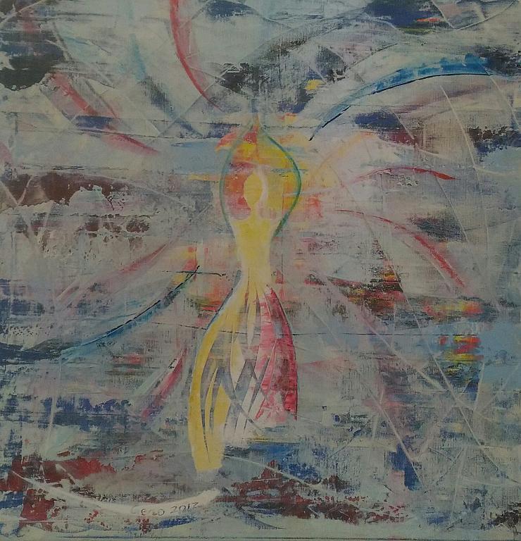 Vertigini d'amuri - Girolamo Peralta - Olio - 350 €