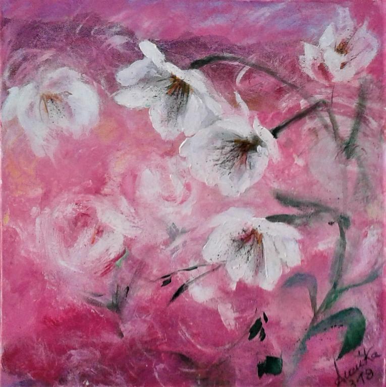 Primavera - anna casu - Acrilico