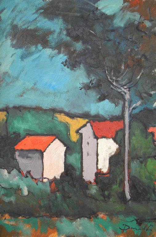 Paesaggio - Gabriele Donelli - Olio - 300 €